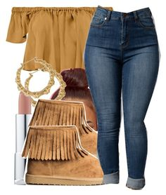 """"""""""" by ayeeitsdessa ❤ liked on Polyvore featuring Boohoo"""