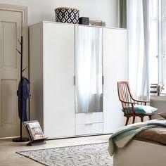 Kleiderschrank KiYDOO smart I - Alpinweiß