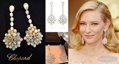 Cate Blanchet and Chopard - Oscar 2014