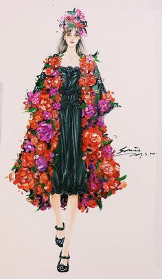 Dolce Gabbana by @sonia_shao| Be Inspirational ❥|Mz. Manerz: Being well dressed is a beautiful form of confidence, happiness & politeness