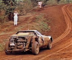 Lancia Stratos, I've seen one looking like this on an R.A.C. rally in the Forest of Dean.
