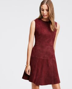 Perfect dress for heading into fall.
