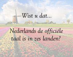 #Taalweetjes I TVcN Tolk- en Vertaalcentrum Nederland #Nederland #taal