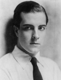 We Had Faces Then — Remembering silent film star  Ramon Novarro  on...