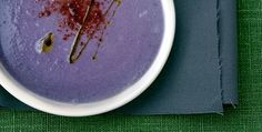 Recipe of the day: Violet Soup - http://www.italianyummy.com/italianyummy/violet-soup/