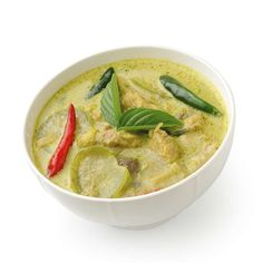 Pasta Al Curry, Thai Red Curry, Ethnic Recipes, Base, Food, Sweets, Shrimp Paste, Peanut Oil, Gourmet Recipes