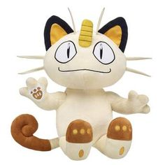Your favorite Pokemon plushes are at Build-A-Bear®! Personalize a Pokemon plushie or Pokemon plushies with clothing & sounds that will delight Trainers. Bear Pokemon, Pokemon Meowth, Pokemon Team Rocket, Pokemon Plush, Giant Stuffed Animals, Stuffed Toys, Valentines Day Teddy Bear, Pokemon Collection, Pet Pigs