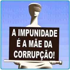 A PGR chama o STF à responsabilidade (artigo de J.J. de Espíndola) http://almirquites.blogspot.com/2016/10/a-pgr-chama-o-stf-responsabilidade.html A impunidade é a mãe da corrupção!