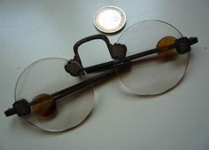 lunettes XVIII