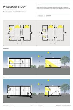 ESHERICK HOUSE // ANALYSIS - Eli Eskenazi // Complete Works