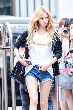 Yoona after music bank Im Yoona, Seohyun, Kpop Fashion, Asian Fashion, Girls Generation, Korean Women, Korean Girl, Korean Celebrities, Beautiful Asian Women