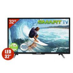 "Tv 32"" 80cm LED CHALLENGER 32T16HD Internet"
