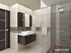 Design Center Showroom - Design Center Showroom design center showroom \ design center showroom - d Bathroom Feature Wall, Master Bathroom Shower, Bathroom Red, Washroom Design, Bathroom Design Luxury, Bathroom Design Small, Beautiful Small Bathrooms, Dream Bathrooms, Amazing Bathrooms