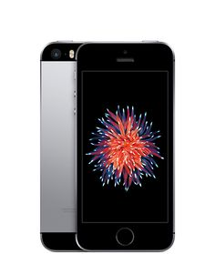 64-GB iPhone SE, spacegrijs - Apple (NL)