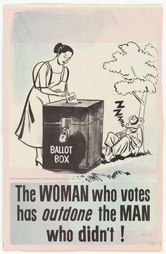 Propaganda poster from 1951