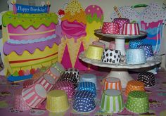 Portion Cups 36 Cups  Ice Cream Cups Candy Cups Nut by shabbygirl2, $10.19
