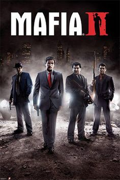 Mafia 2 - I played the demo for this, definitely want this when I'm old enough
