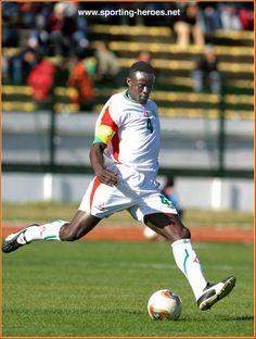 Pape Malick Diop - Senegal - Coupe d'Afrique des Nations 2004