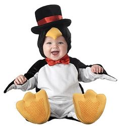 Lil' Penguin Costume #OyaCostumes