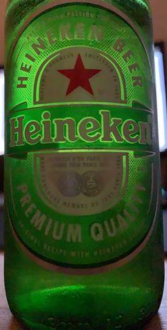 Einfach ein gemütliches Feierabend Heineken trinken. Bitter, Old Things, Spirit, Passion, Heineken, Wine Bottles, Simple