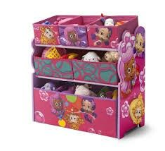 She needs a toy organizer but, would she use it or play in it instead? Lol