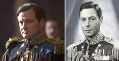 Colin Firth As King George Vi In The King's Speech (2010)