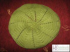 Crochet hat/heklana beretka