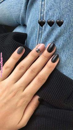 Ideas For Nails Unicorn Nailart Manicures Love Nails, How To Do Nails, Fun Nails, Pretty Nails, Manicure Steps, Manicure And Pedicure, Powder Manicure, Nailart, Minimalist Nails