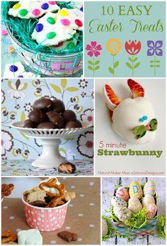 10 Easy Easter Treat Recipes