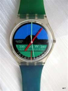 This Swatch Watch was my absolute favorite one!!!!!