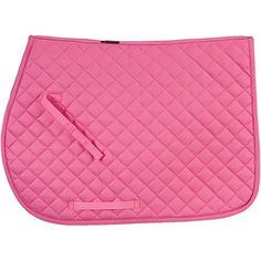 Rider's International Quilted Cotton Saddle Pad Tack Box, English Horse Tack, Dover Saddlery, Gift Card Number, Dressage Saddle, Saddle Pads, Monogram Styles, Equestrian