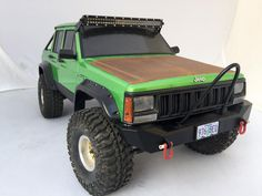 JSscale : we sell scale bodies, accessories. We paint and weather scale bodies such as Cherokees Jeep Modificaciones Jeep Xj, Cherokees, Jeep Grand Cherokee Zj, Green Jeep, Rc Drift Cars, Traxxas Slash, Rc Crawler, Bodies, Rc Cars
