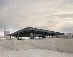 Cultural Architecture, Interior Architecture, Interior Design, Berlin, David Chipperfield Architects, Glass Structure, Ludwig Mies Van Der Rohe, Stone Cladding, Residential Complex