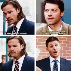 Still can't stop laughing. Ah, Cas. #Supernatural
