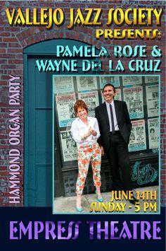 Empress Theatre VJS PamelaRose Wayne De La Cruz June 14