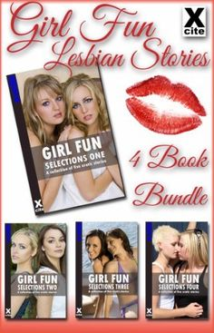Girl Fun - Lesbian Erotic Stories Four Book Bundle by Miranda Forbes, http://www.amazon.com/gp/product/B008H7CHOU/ref=cm_sw_r_pi_alp_ckd-pb04JZPZC