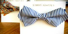 Bowties, Handmade, Tie Bow, Hand Made, Bows, Butterfly, Bow Ties, Handarbeit