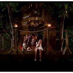 Treehouse in high school musical