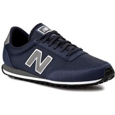 Sneakersy NEW BALANCE - Classics U410CB  Modrá