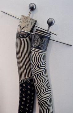Exclusive - ΚΕΡΑΜΙΚΑ Ασπρο μαυρο γκρι πηλος πορσελανη συνθεσεις τοιχου χρηστικα πινακακια