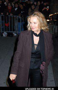Jessica Lange at 66th Annual Golden Globes HBO After Party (rs)