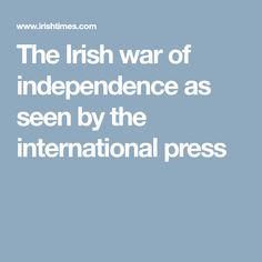 How French and Italian papers covered the conflict provided a valuable part of the narrative Paper Cover, Irish, War, History, Books, Historia, Libros, Irish Language, Book