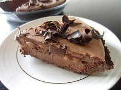 Chocolate Cameo Mousse Cake - Mum 2 Mum