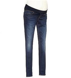 Jeans from Gap are built to look the same as your pre-pregnancy pairs, except for the panel at your bump! ($30-$70)