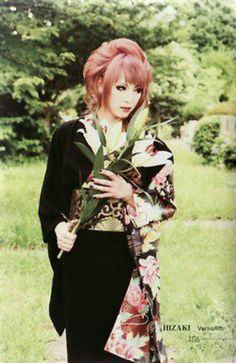 Hizaki. Versailles.