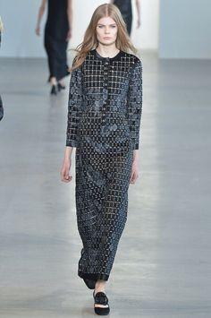 Calvin Klein Collection, Look #37