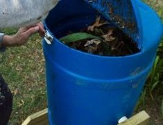 Make your own spinning Composter