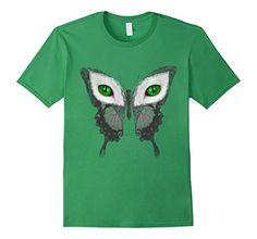 Men's Butterfly Cat Eyes Desing Graphic Butterflies Funny... https://www.amazon.com/dp/B01KMNPZJK/ref=cm_sw_r_pi_dp_x_y-jUxb2E12A5B #Buterflies #GreenEyes #eyescat