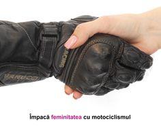 A venit timpul ca feminitatea sa se impace cu motociclismul