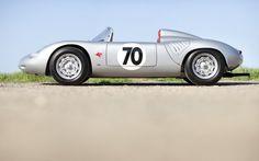 1961 Porsche Spyder rs. The one that took James Dean's life away.